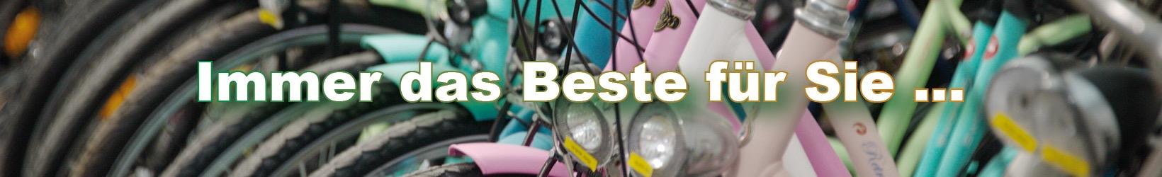 Immer das Beste mit Zweirad-Heins- Foto und Grafik: Katharina Hansen-Gluschitz